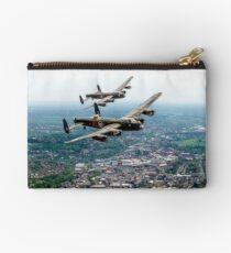 Two Lancasters over High Wycombe Studio Pouch
