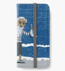 The Ancient Mariner iPhone Wallet/Case/Skin