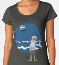 The Ancient Mariner Women's Premium T-Shirt
