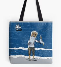 The Ancient Mariner Tote Bag