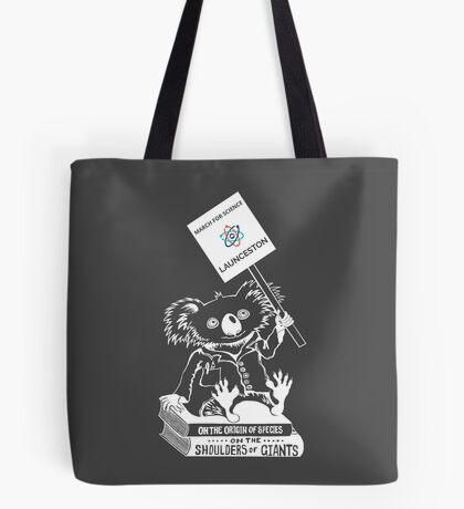 March for Science Launceston – Koala, white Tote Bag