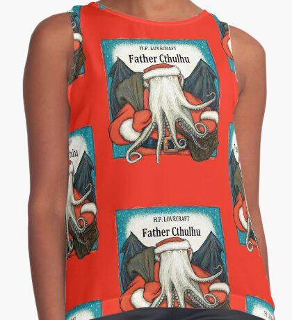Father Cthulhu Sleeveless Top