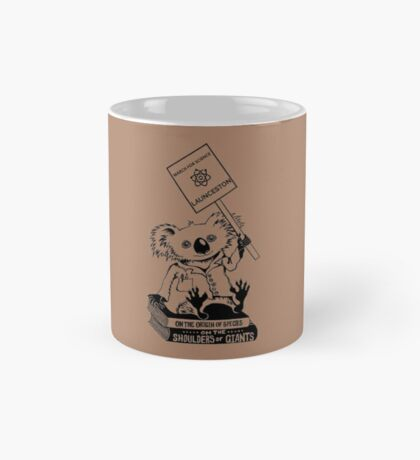 March for Science Launceston – Koala, black Mug