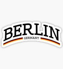 Berlin Germany Sticker