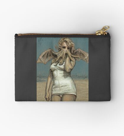 """Call of Cthulyn, 2014""  Zipper Pouch"