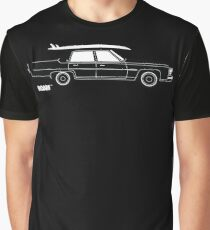ROAM Rat Caddy Surfer  Graphic T-Shirt