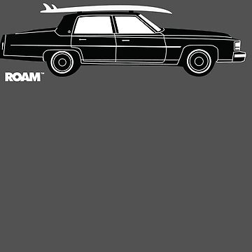 ROAM Rat Caddy Surfer  by jpburdett