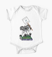 March for Science Australia – Koala, full color One Piece - Short Sleeve