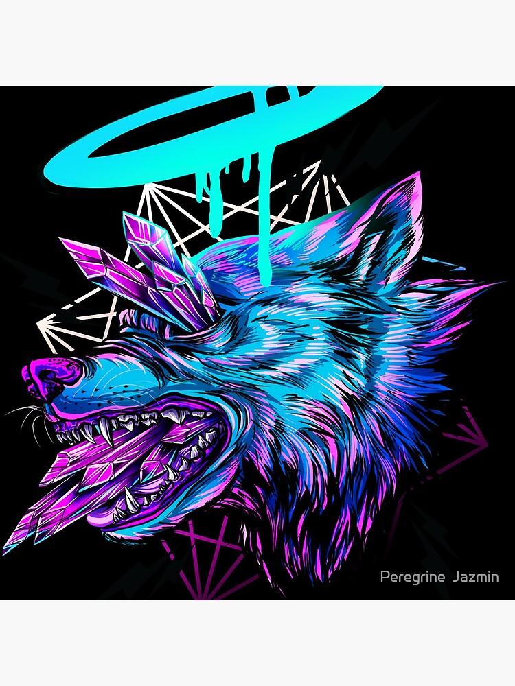 Lobo de cristal de retkikosmos