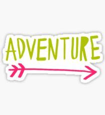 Adventure Sky Sticker