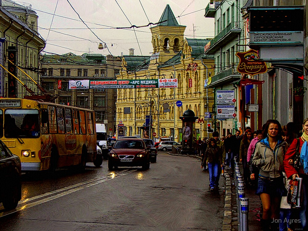 Around Moscow4a by Jon Ayres