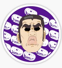 Kinda Mad Takeo from Ore Monogatari Sticker