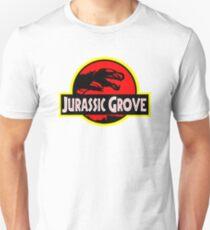 Jurassic Grove Unisex T-Shirt