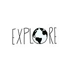 Explore the Globe by Leah Flores