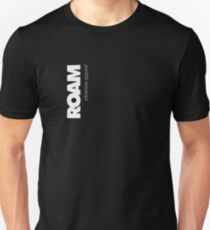 ROAM Apparel Vert Logo Slim Fit T-Shirt