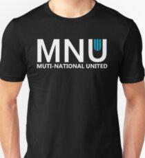 MNU patch  Unisex T-Shirt