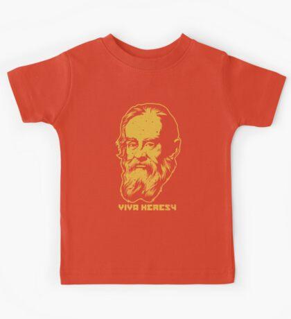 """Galileo """"Viva Heresy"""" Kids Clothes"""