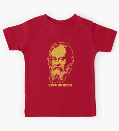 "Galileo ""Viva Heresy"" Kids Clothes"