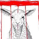 Passover Lamb by Leliza