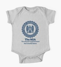 The NSA One Piece - Short Sleeve