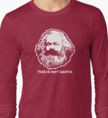 This Is Not Santa Long Sleeve T-Shirt