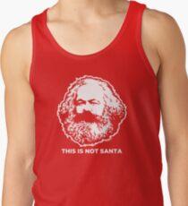 This Is Not Santa Tank Top