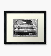 Vintage Cadillac Framed Print