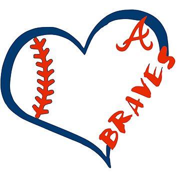 Atlanta Braves by jerryvweeks