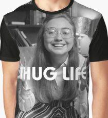 Throwback - Hillary Clinton Graphic T-Shirt