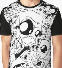 Zim Invader Graphic T-Shirt