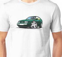 VW Corrado Green Unisex T-Shirt