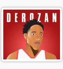 Demar Derozan  Sticker