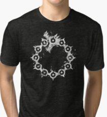 Seven Deadly Sins - Wrath  Tri-blend T-Shirt