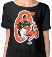 Baltimore Orioles Chiffon Top