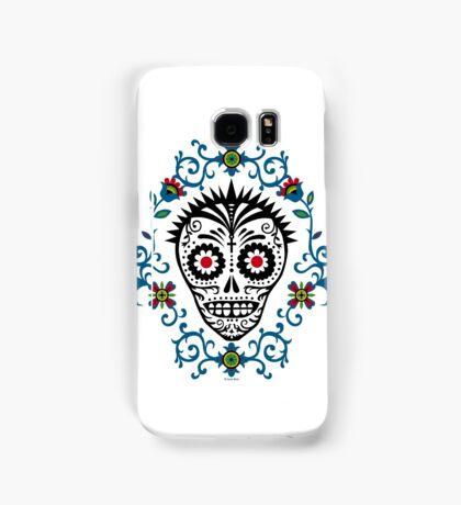Sugar Skull Voodoo Samsung Galaxy Case/Skin