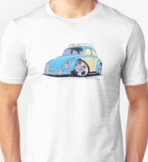 VW Beetle (Custom B) T-Shirt