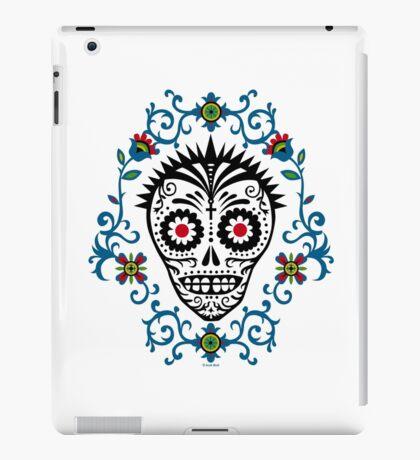 Sugar Skull Voodoo iPad Case/Skin