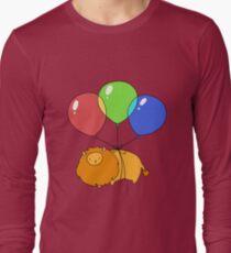 Balloon Lion Long Sleeve T-Shirt
