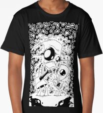 Zim Invader Long T-Shirt