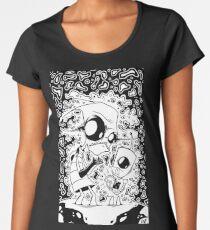 Zim Invader Women's Premium T-Shirt