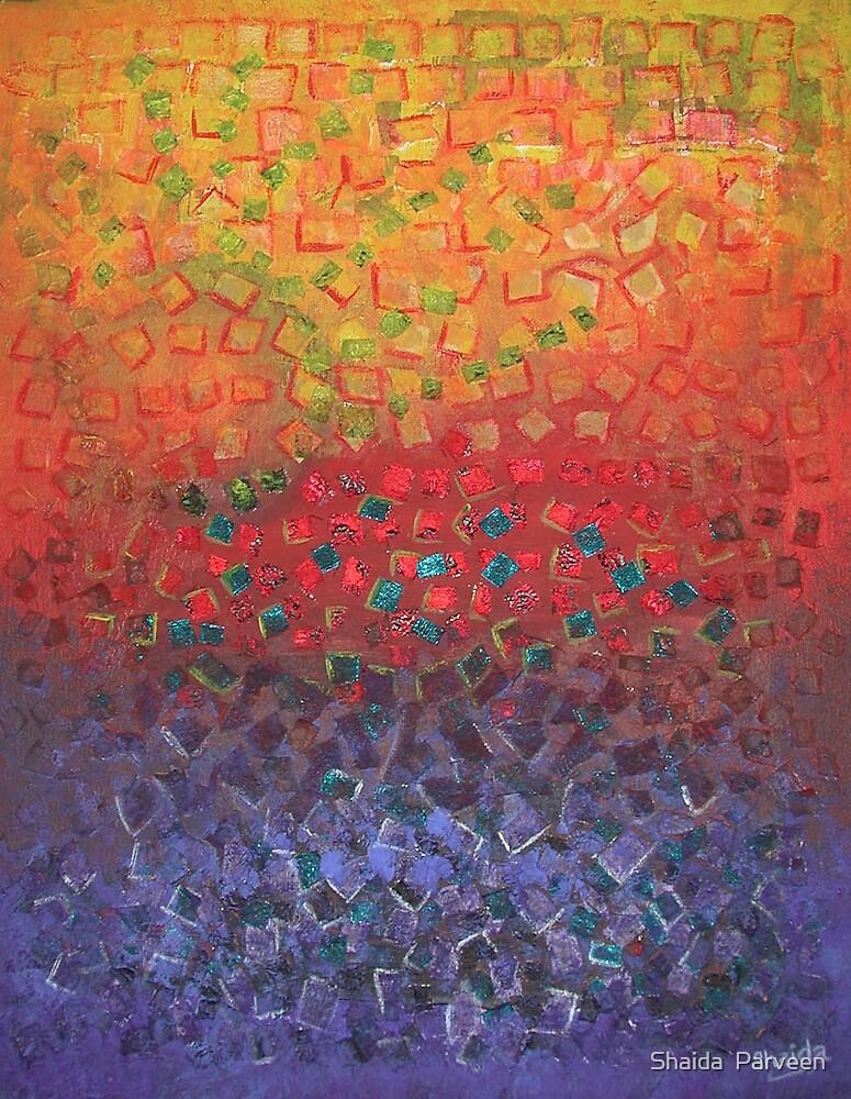 'The Rising Sun' by Shaida  Parveen