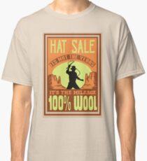 Indiana Jones - Hat Sale Classic T-Shirt