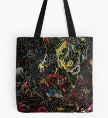 Learning Curve Tote Bag