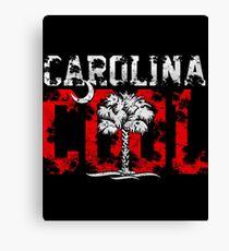 Cool Carolina Canvas Print