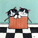 The Cat Collection II: It's A Cat's Life by Lisa Marie Robinson