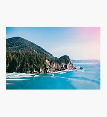Cape Falcon Photographic Print