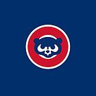 Chicago Cubs  by jerryvweeks