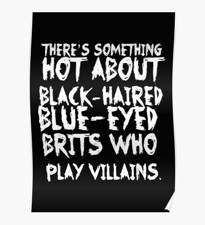 British Villains II Poster