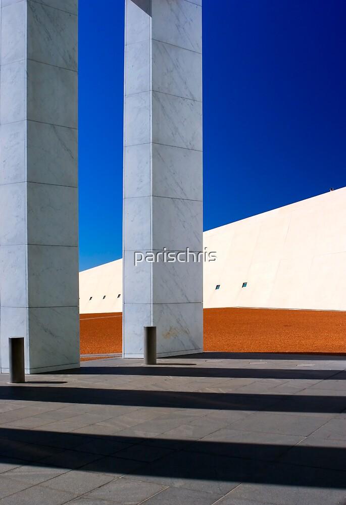 Parliament House, Canberra by parischris
