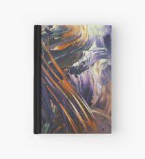Bold Abstract - Balance Hardcover Journal